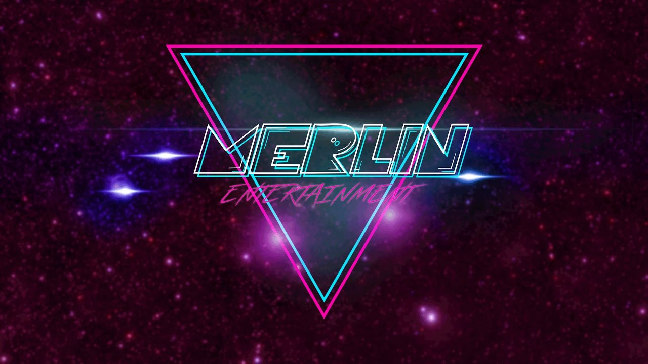 Retro Wave Logo [Photoshop Speedart]