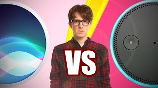 One of James Veitch's most viewed videos: Siri vs Alexa