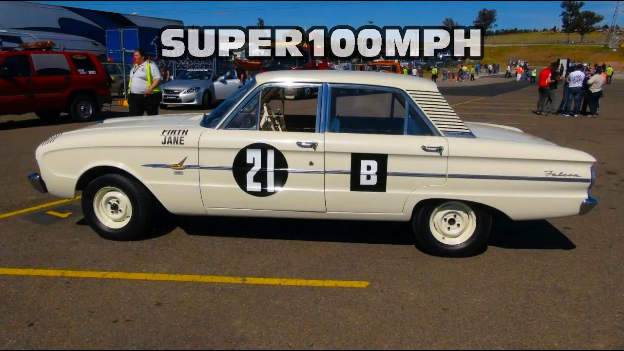 "1962 Ford Falcon XL - BOB JANE ""Lock to Lock Memories ..."