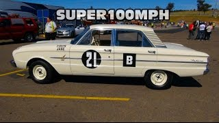 "1962 Ford Falcon XL - Bob Jane ""Lock to Lock Memories"""