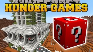 The Lucky Block Hunger Games begin, but who will win!? Jen's Channel http://youtube.com/gamingwithjen EPIC SHIRTS!