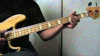 Run For Cover (bass cover)