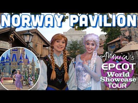 Norway Pavilion - Monica's Epcot World Showcase Tour
