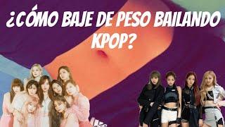 Bajar de peso bailando kpop