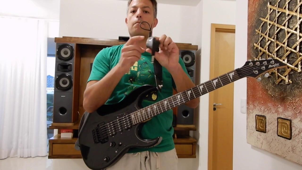 bluetooth wireless electric guitar youtube