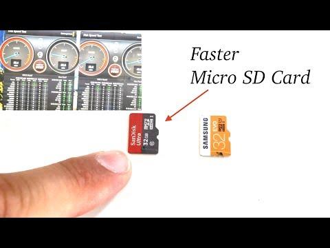 ★★★★★ SanDisk Micro SD Card Speed Test - Ultra 32GB microSDHC UHS-I Card TF Card - Amazon
