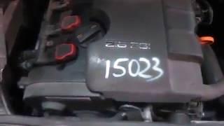 Двигатель Ауди А4 2.0 Двигатель BWT 2.0
