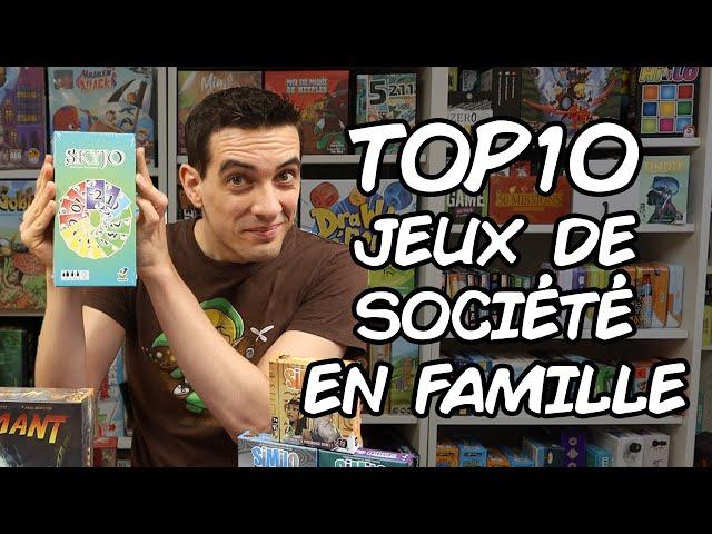 Mon Top 10 des jeux de société en famille : Simon