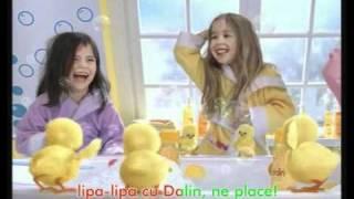 DALIN RECLAMA TV SAMPON PENTRU COPII 1