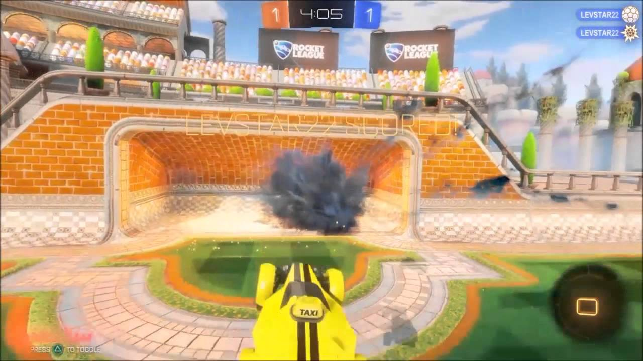 Squishy Muffin Rocket League : Rocket league Montage - YouTube