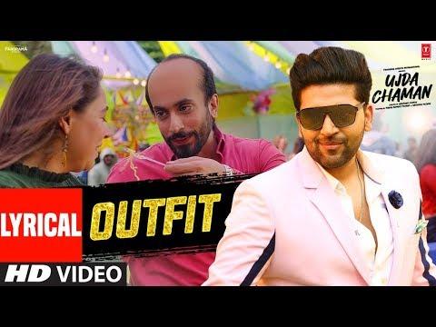 Lyrical: Outfit   Ujda Chaman   Guru Randhawa   Sunny Singh   Maanvi Gagroo   Aditya Dev
