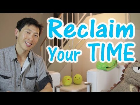 How to Reclaim Time and Energy for Yourself