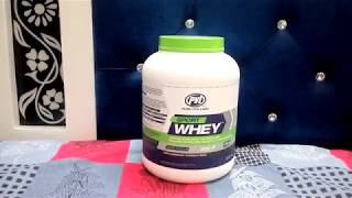 PVL Sport Whey Protein Review