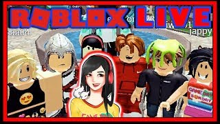 Roblox Live Stream Game Requests - GameDay Tuesday 71 - AM