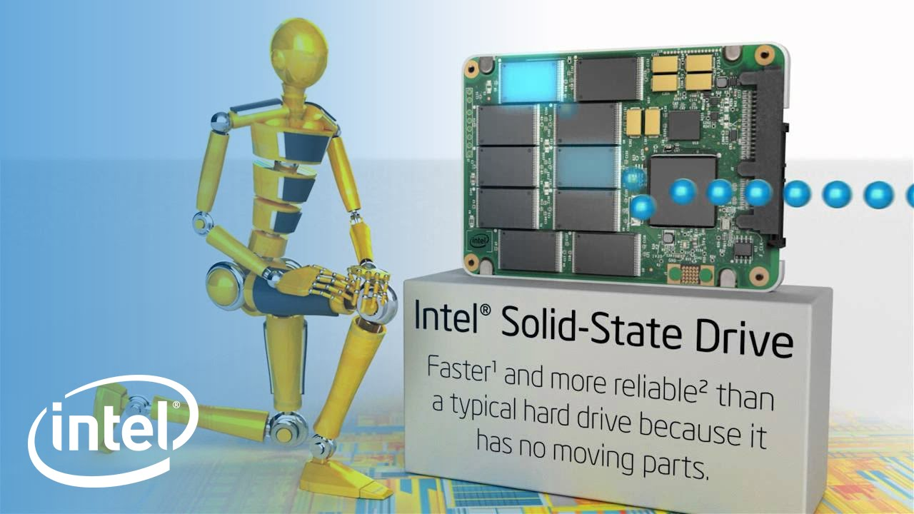 SSD vs  HDD with Intel SSDs | Intel