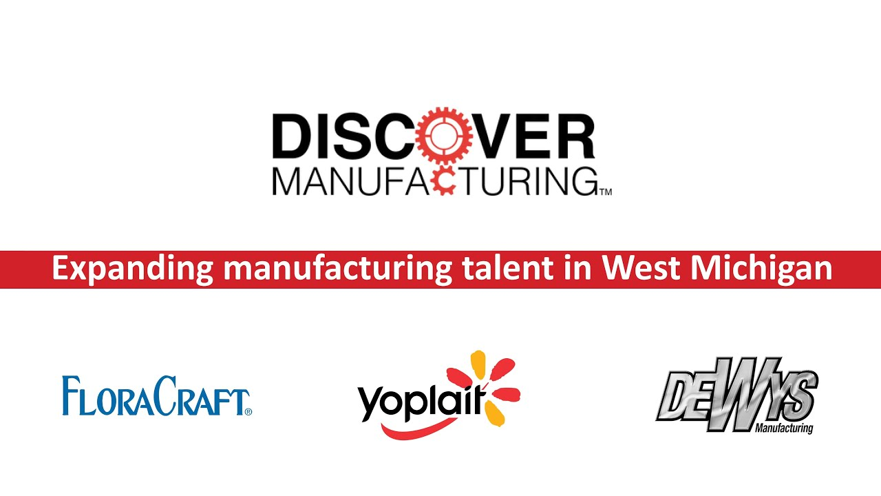 Discover Manufacturing Week, November 9, 2020
