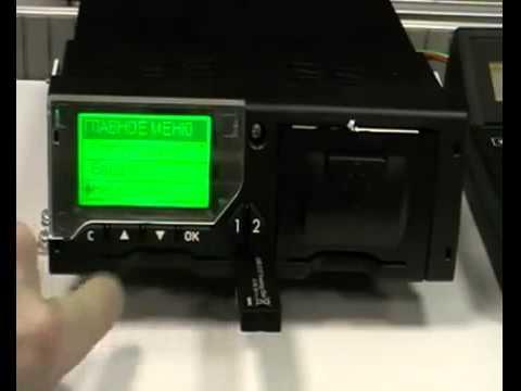 Видео Тахограф меркурий та-001 инструкция по установке