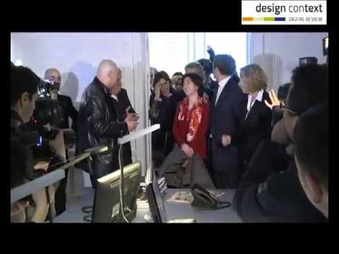 """I saloni: Jean Nouvel presents """"Project: office for living"""" @Cosmit Milan"""