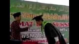 Wisuda Kls XII Mts Z A Dan SMA Islam Pujer 1