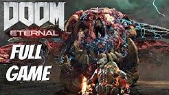 DOOM ETERNAL - Full Game Walkthrough (Doom 5 2020)