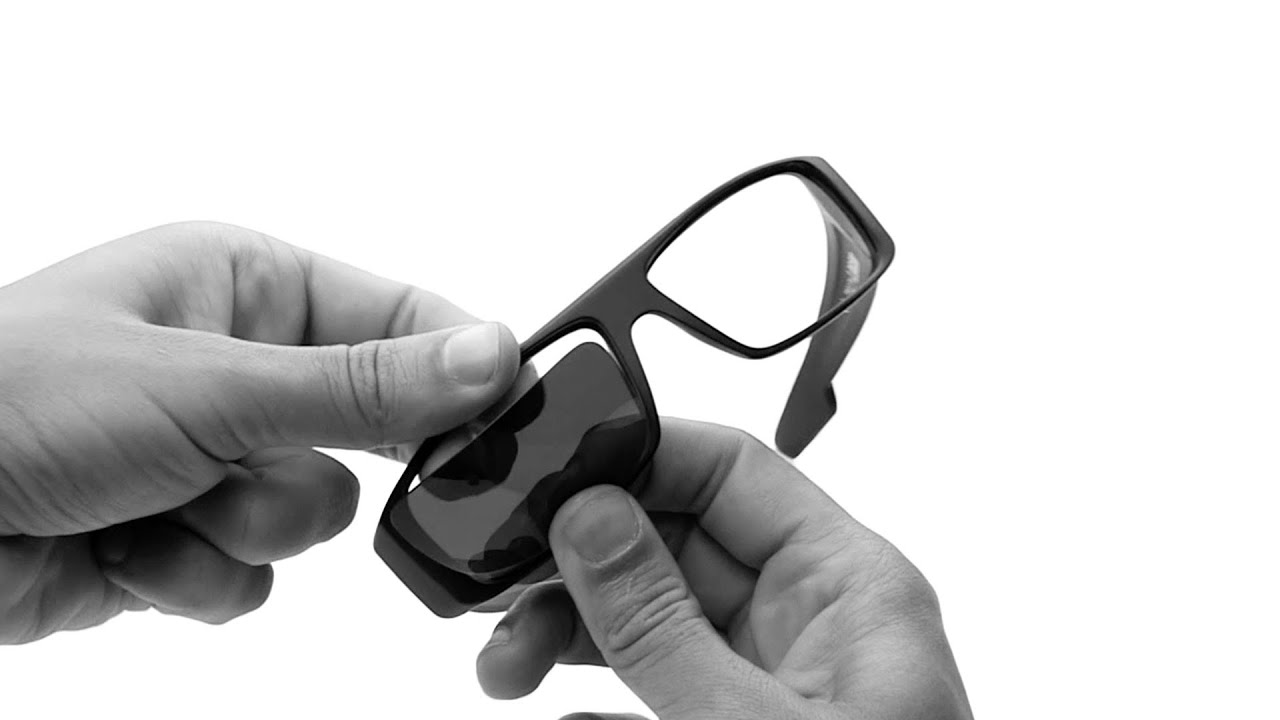 e9f1dd4e66 How to Replace Spy Optic Logan Lenses - YouTube