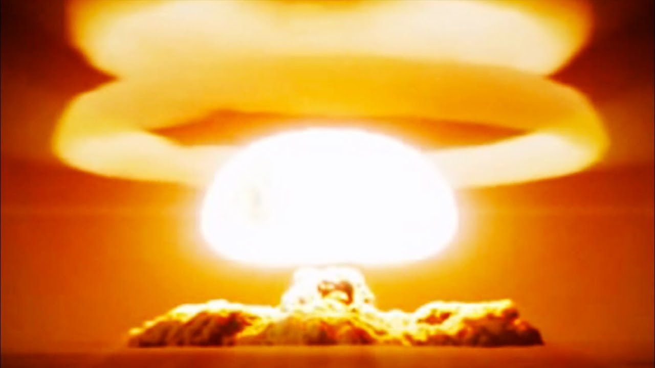 """北朝鮮の核実験の威力」と「史上最強の核兵器""""ツァーリ・ボンバ""""の破壊 ..."""