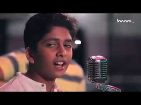 12 year old Farhan singing Baharon Phool Barsao