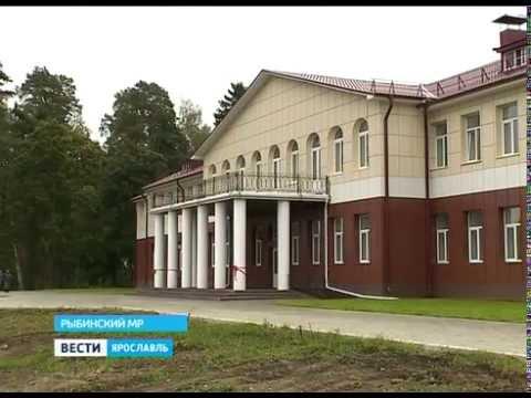 Санаторий Воровского открылся после реконструкции