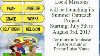 bhc church announcement 6 16 13