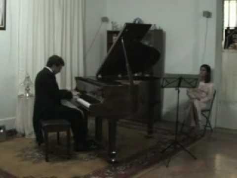 Manuel de Falla - Danza del Molinero - Carlos Marín Trigo (Piano)