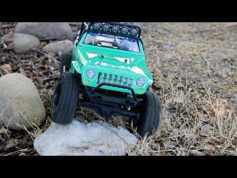 Axial Racing Jeep Wrangler RCs & Yeti XL