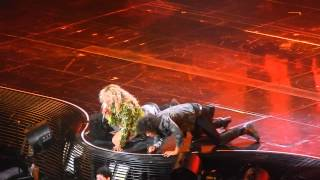 Why don't you love me- Beyonce's Mrs Carter World Tour in Toronto