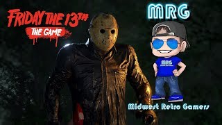 Friday the 13th The Game Live Stream! (PC 1440p 60fps) Gameplay