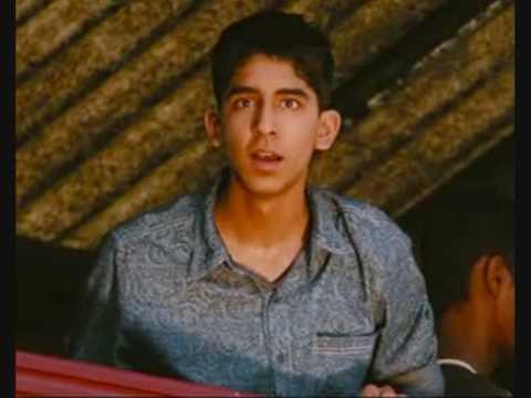 Slumdog Millionaire Latika & Jamal