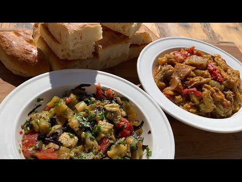 Хоровац-запечённые овощи по-армянски, два способа приготовления | Armenian Grilled Vegetables