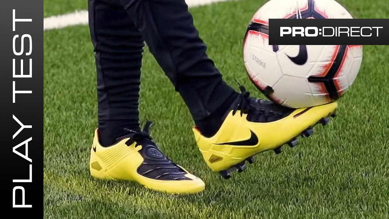 congelador León líquido  NIKE TOTAL 90 LASER 2019 REVIEW - Epic Return of T90 Boots! - YouTube