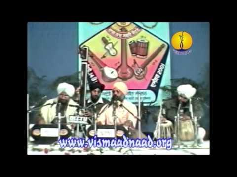 AGSS 2001 : Raag Todi - Sant Satnam Singh ji Jalandhar