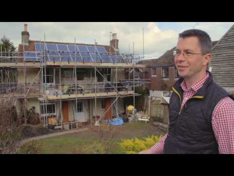 Moduloft prefabricated loft conversion video case study