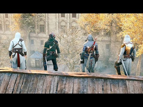 Watch : Assassin's Creed Unity Pub...