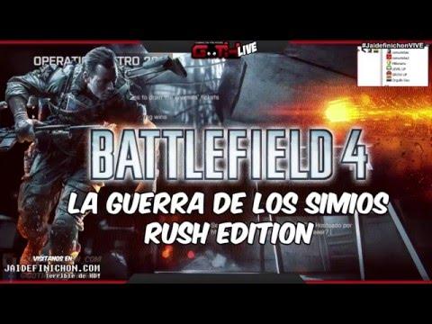 CONFITAME EL MANI! Battlefield 4! en Español - GOTH