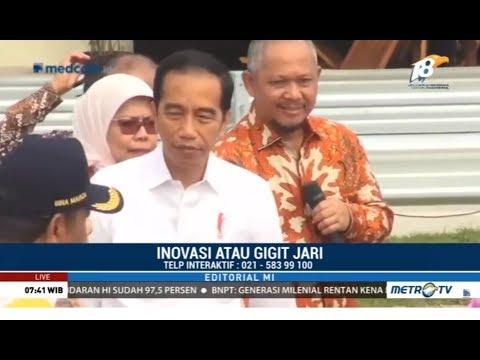 Tol Trans Jawa, Tol Trans Sumatra, Kalimantan, Sulawesi Memacu Inovasi Di Pelosok RI