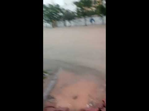 فيضانات هيبون المهديه  238mm severe weather tunisie