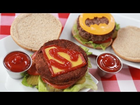 Download SUPERHERO BURGERS ft Cassey Ho - NERDY NUMMIES Pics