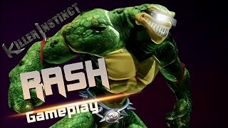 Killer Instinct:Rash Gameplay