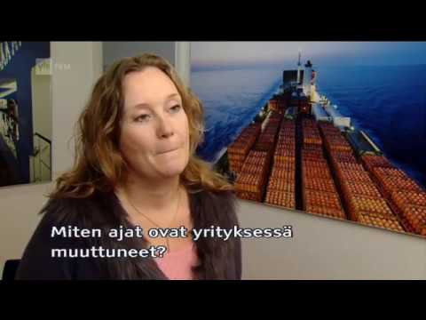 Yle FEM Närbild - Interview with Finnish shipowners
