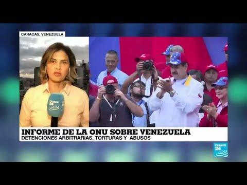 Informe desde Caracas: así reaccionó Nicolás Maduro ante el informe de la ONU