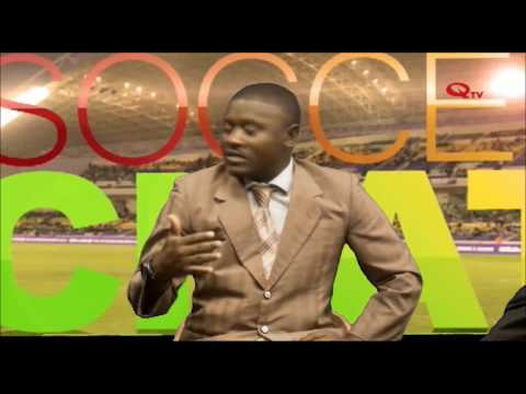 Analysis of Zambia V Mozambique Afcon qualifier on QTV Zambia's soccerchat-matchpack