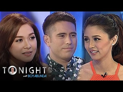 TWBA: Gerald's current status with former girlfriends