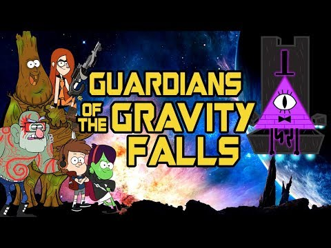 Gravity Falls/Guardians Of The Galaxy - Mash Up - Impressions - Madi2theMax en streaming