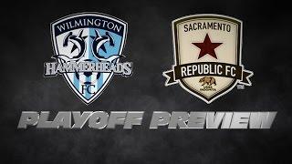 USL PRO Playoffs Preview -- Sacramento vs.Wilmington